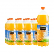 88VIP:美汁源 果粒橙橙汁 1.25Lx12瓶60.39元(多重优惠后)