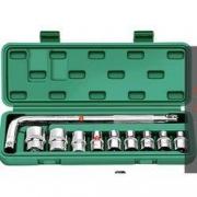 GREENER 绿林 经济型汽修工具套装 10件套