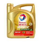 TotalEnergies 道达尔能源 快驰9000 全合成机油 0W-30 SP/GF-6A级 4L¥221.24 5.2折 比上一次爆料降低 ¥10