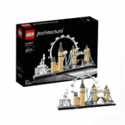LEGO 乐高 Architecture 建筑系列 21034 伦敦街景¥179.00