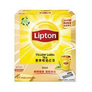 Lipton 立顿 黄牌精选红茶下午茶  100包