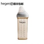 hegen 婴儿PPSU奶瓶 330ml220元包邮(需用券,返25元苏宁卡后)