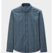 HLA 海澜之家 男士衬衫 HNEAD3R089A89