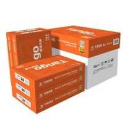 TANGO 天章 新橙A4打印纸 70g 500张/包 5包装(2500张)