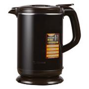 ZOJIRUSHI 象印 CK-AWH10C 不锈钢电热水壶 1L 金属棕色¥664.05 4.2折 比上一次爆料降低 ¥34.95