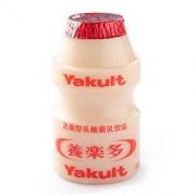 Yakult 养乐多 活性型乳酸菌乳饮品 原味 100ml*5瓶11.7元