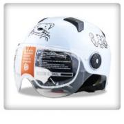 Disney 迪士尼 10037152329285 电动车头盔32.9元包邮(需用券)