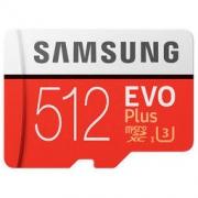 SAMSUNG 三星 EVO PLUS micro存储卡 512GB