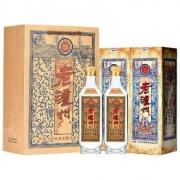 Plus会员: 泸州老窖 老泸州 珍藏版 52度 浓香型白酒 500ml*2瓶装89元包邮(需用券)