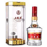 WULIANGYE 五粮液 水晶装 45%vol 浓香型白酒 500ml 单瓶装¥768.00 8.1折 比上一次爆料降低 ¥61