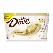 88VIP:Dove 德芙 奶香白巧克力 252g*3件70.01元包邮+返18元猫超卡(多重优惠,合17.34元/件)