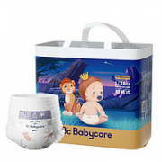 babycare 星星的礼物系列 婴儿拉拉裤 L34片
