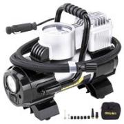 deli 得力 DL8058 车载充气泵 单30缸金属机械表