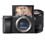 SONY 索尼 Alpha 6400M APS-C画幅 微单相机 黑色 E 18-135mm F3.5 OSS 变焦镜头 单头套机8799元