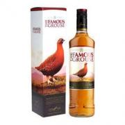 THE FAMOUS GROUSE 威雀 苏格兰威士忌 40%vol 700ml71.25元(需买2件,共142.5元)