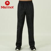Marmot 土拨鼠 PreCip Eco 男士防水透气冲锋裤