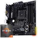 ASUS 华硕 TUF GAMING B550M-PLUS(WI-FI)主板 + AMD 锐龙 R7-5800X CPU处理器 板U套装3419元