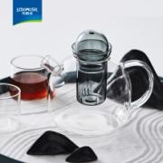 LOVWISH 乐唯诗 玻璃茶具套装 5件套49元包邮