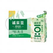 88VIP:统一 诚实豆 原味豆奶250ml*16盒/箱*4件68.9元包邮、合17.23元/件(148.9元+80返卡)