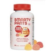 SmartyPants 儿童维生素DHA软糖 90粒¥90.00 2.3折 比上一次爆料降低 ¥23