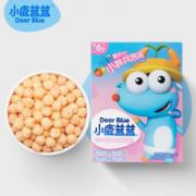 Deer Blue 小鹿蓝蓝 宝宝泡芙零食 42g¥9.90 2.0折 比上一次爆料降低 ¥1.4