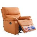 CHEERS 芝华仕 K9780 科技布单人沙发 爱马橙1699元