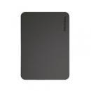 TOSHIBA 东芝 新小黑系列 A3 USB3.0 移动硬盘 4TB 套餐七 黑色