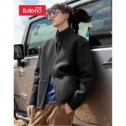 Baleno 班尼路 男士摇粒绒夹克 88032510 L69元包邮(需用券)