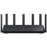 31日20点:MI 小米 AX6000 双频6000M 家用路由器 Wi-Fi 6 黑色599元包邮