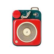 MAO KING 猫王音响 B612原子唱机 复古智能蓝牙音箱¥229.00 9.2折 比上一次爆料降低 ¥20