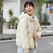 TANBOER 坦博尔 TW216262 女士轻薄羽绒服¥189.00 3.5折