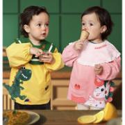 kocotree kk树 宝宝吃饭罩衣¥25.31 2.5折