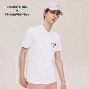 LACOSTE 拉科斯特 PH0407N1 男女款短袖POLO衫¥591.85 4.0折 比上一次爆料降低 ¥302.15