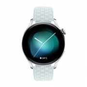 HUAWEI 华为 WATCH 3 智能手表 时尚版 46mm 灰蓝尼龙表带2549元