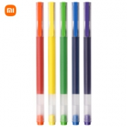 MI 小米 多彩巨能写中性笔 0.5mm 5支装