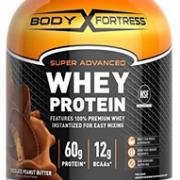 Body Fortress Super Advanced 高级乳清蛋白粉5磅 巧克力花生酱味¥247.92