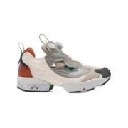 Reebok 锐步 Insta Pump Fury 女子休闲运动鞋 FX4995 粉灰绿 36599元(包邮)
