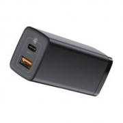 BASEUS 倍思 65W 氮化镓 充电器 1C1U+100W Type-C数据线 Lite黑79元 (双重优惠)
