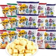PANPAN FOODS 盼盼 麦香鸡块小包装混口味 20包