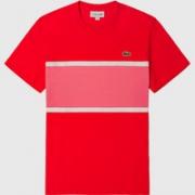 LACOSTE 拉科斯特 |TH0045 男士圆领短袖T恤¥261.00 3.8折 比上一次爆料降低 ¥83