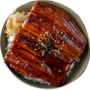 PLUS会员:渔人百味 日式蒲烧鳗鱼整条 250g*4件