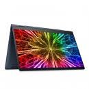 HP 惠普 Elite蜻系列 13.3英寸高端超轻薄笔记本电脑(i7-1165G7 16G 512G 4K超高清触屏 360翻转)莫兰迪蓝